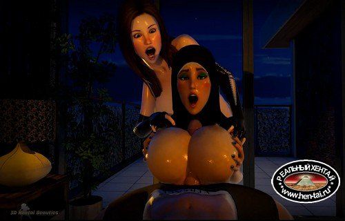 Sexy bitches Pov Hera Amp and Ashanti