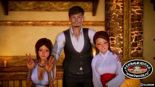 Shinobis of the Village [v.0.3 Alpha] [2021/PC/ENG] Uncen