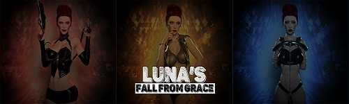 Luna's fall from grace [Ver.0.01] (2021/PC/ENG)