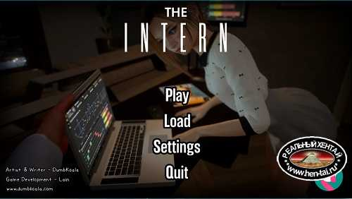 The Intern [Ch. 1-3] [2021/PC/ENG] Uncen