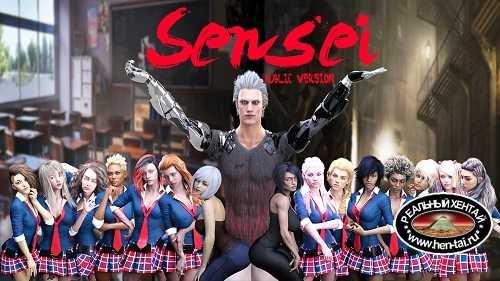 Sensei [v0.0.3 Public] [2021/PC/RUS/ENG] Uncen
