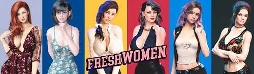 FreshWomen [v.0.1.3] [2021/PC/ENG/RUS] Uncen