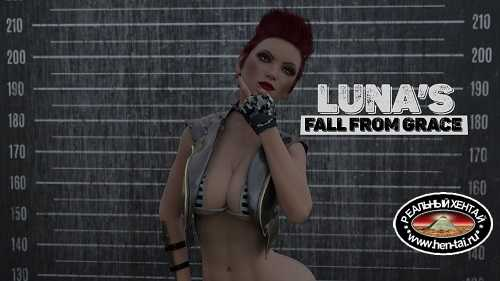 Luna's Fall from Grace [v.0.16] [2021/PC/RUS/ENG] Uncen