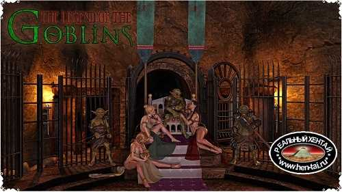THE LEGEND OF THE GOBLINS [v0.15] [2021/PC/ENG] Uncen