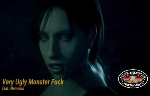 Very Ugly Monster Fuck Jill Valentine