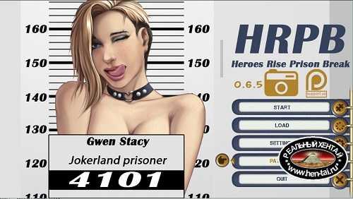 Heroes Rise: Prison Break [v.0.7]] (2019/PC/ENG/RUS) Uncen