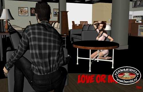 Love or Naughty [Ver.0.1] (2021/PC/ENG)