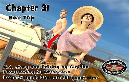 Chapter 31 - Boat Trip
