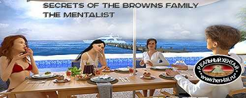Secrets of the Browns Family. The Mentalist [Ver.0.05] (2019/PC/RUS/ENG)