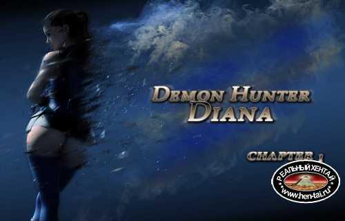 Demon Hunter Diana Chapter 1