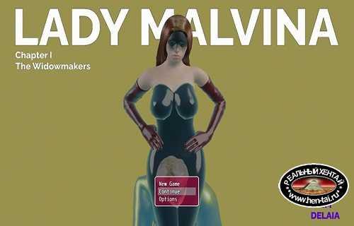 Lady Malvina [Ver.1.0] (2021/PC/ENG)
