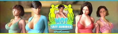 MOS: Last Summer [v.1.0] [2021/PC/ENG/RUS] Uncen