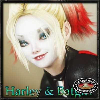 Harley & Batgirl