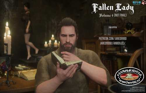Fallen Lady 4
