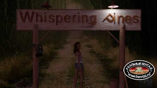 Secrets of Whispering Pines [Day 2] [2021/PC/ENG/RUS] Uncen