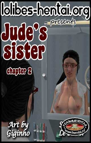 Jude's sister - chapter 2 Thinking of him