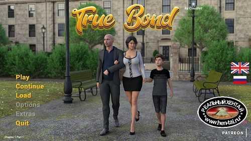 True Bond [Ch.1 Part 3] [2021/PC/ENG/RUS] Uncen