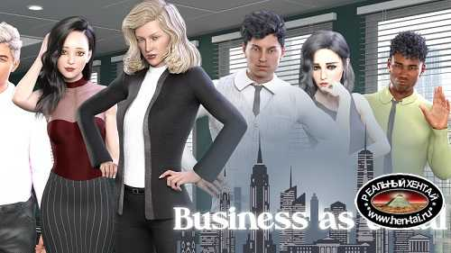 Business as Usual [Chapter 2 v2.0] [2021/PC/ENG/RUS] Uncen